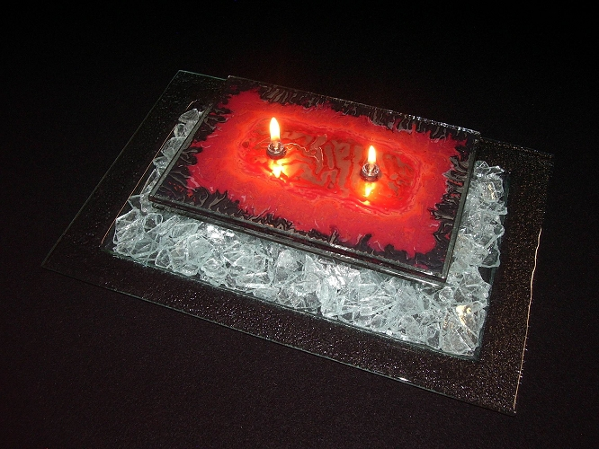 Gift Idea Under $200: 2-Wick Oil Candle by Charlton Glassworks